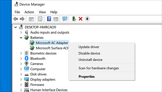 Update Your PC Device Drivers - Screenshot